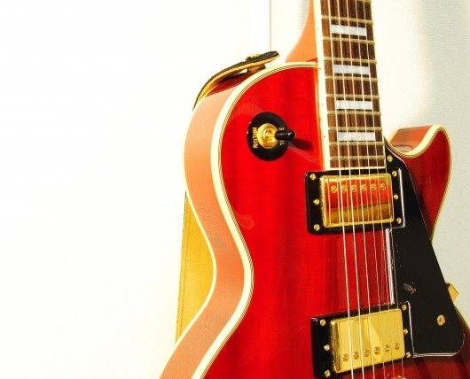 一番高く買取されたレスポールのエレキギター