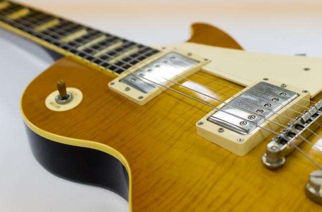 ギブソン・レスポールギターの買取
