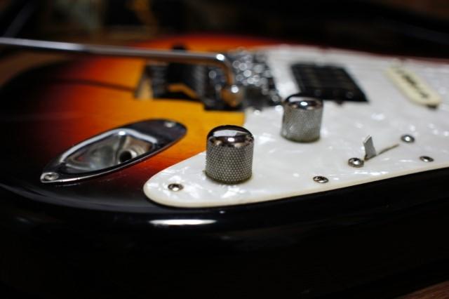 和泉市で捨てると粗大ごみになるエレキギター
