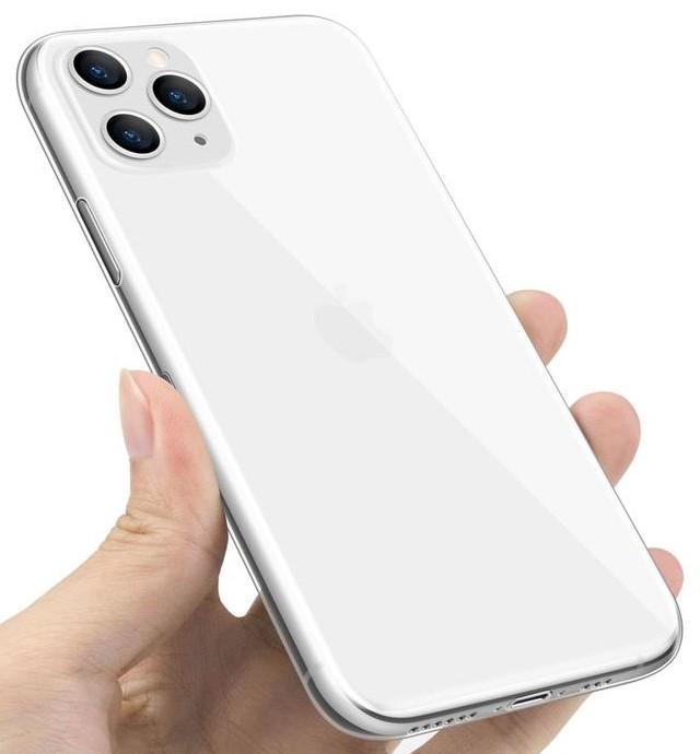 超薄型i phoneケースの白