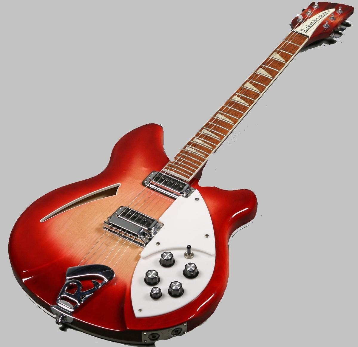 高価なエレキギター