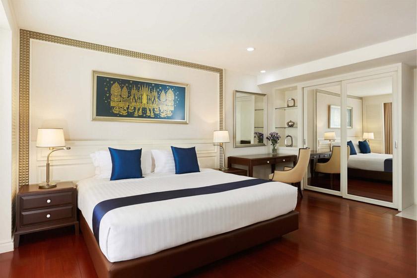 10%OFFになっているバンコクのホテルの部屋