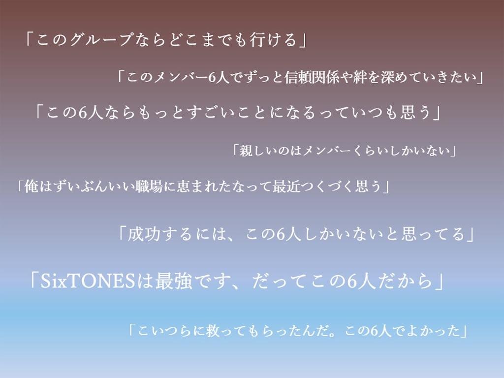 あつ森 島メロ sixtones