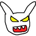 怒りのウサギ