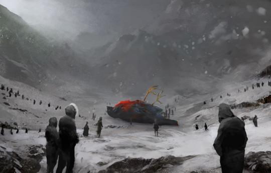 Accident by Sergey Ryzhov