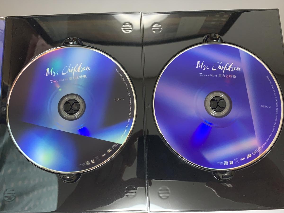 重力と呼吸DVDディスク