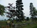 甲斐国分寺跡の庭(?)