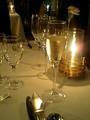 シャンパン@クリスタルヨットクラブ