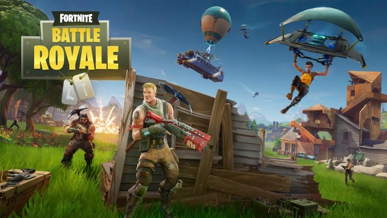 PUBGとの類似性が問題となった『Fortnite Battle Royale』サービス開始,PC/Xbox/PS4から無料プレイが可能