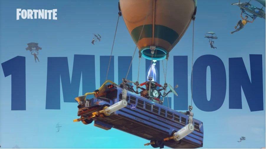 【Fortnite Battle Royale】既にプレイヤーは100万人以上,ボイスチャット機能など今後のアップデート予定を公開
