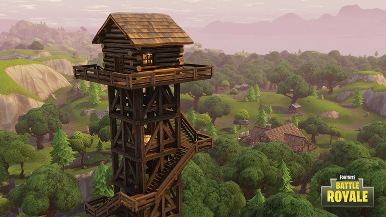 【Fortnite Battle Royale】今月にも適用されるUnreal Engine 4のパフォーマンス最適化についてアナウンス