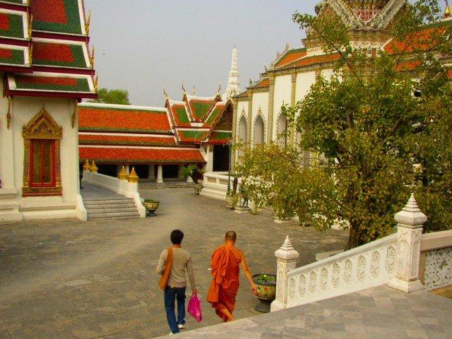 タイ旅行記①   はじめての海外旅行はエキゾチックエイジア「タイ」だった