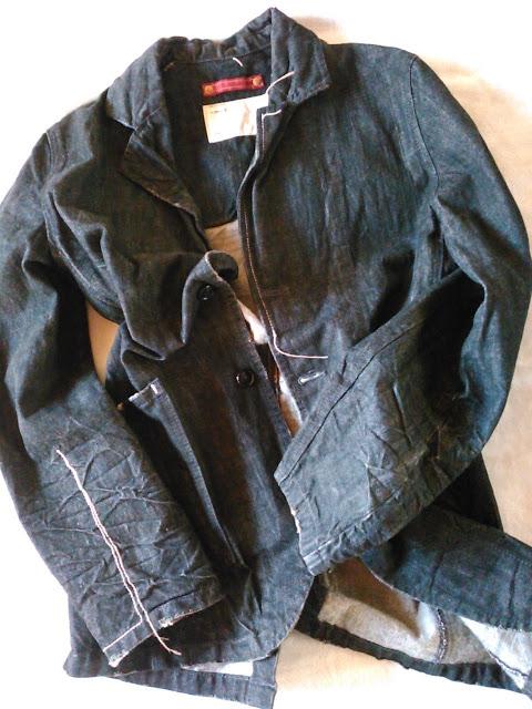 リーバイス・レッドループのテーラードジャケット(イメージ風の写真)