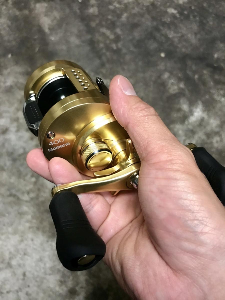 コン クエスト 400 カルカッタ 【SMALL FISHのブログ】