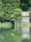 金鱗湖の鳥居