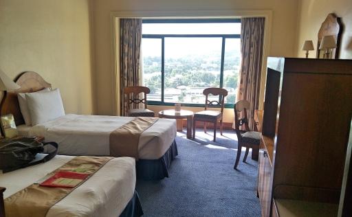 ウォーターフロントセブホテル客室