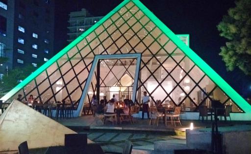 ITパークのピラミッド