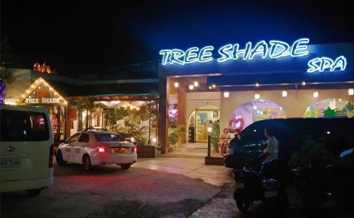 TREE SHADE SPA