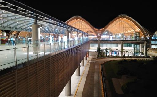 セブ空港国際線ターミナル