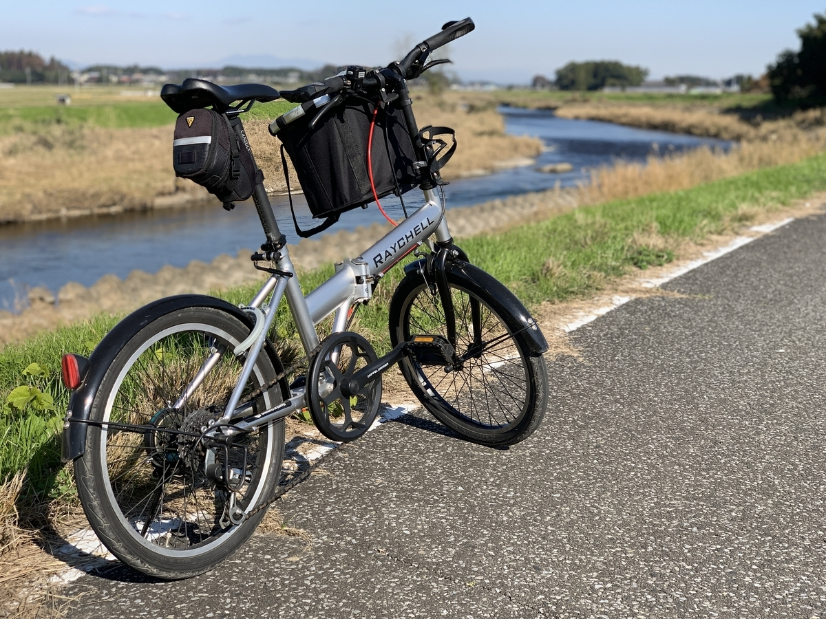 株式会社オオトモ Raychell R-241N ノーパンク仕様のオールインワン折りたたみ自転車