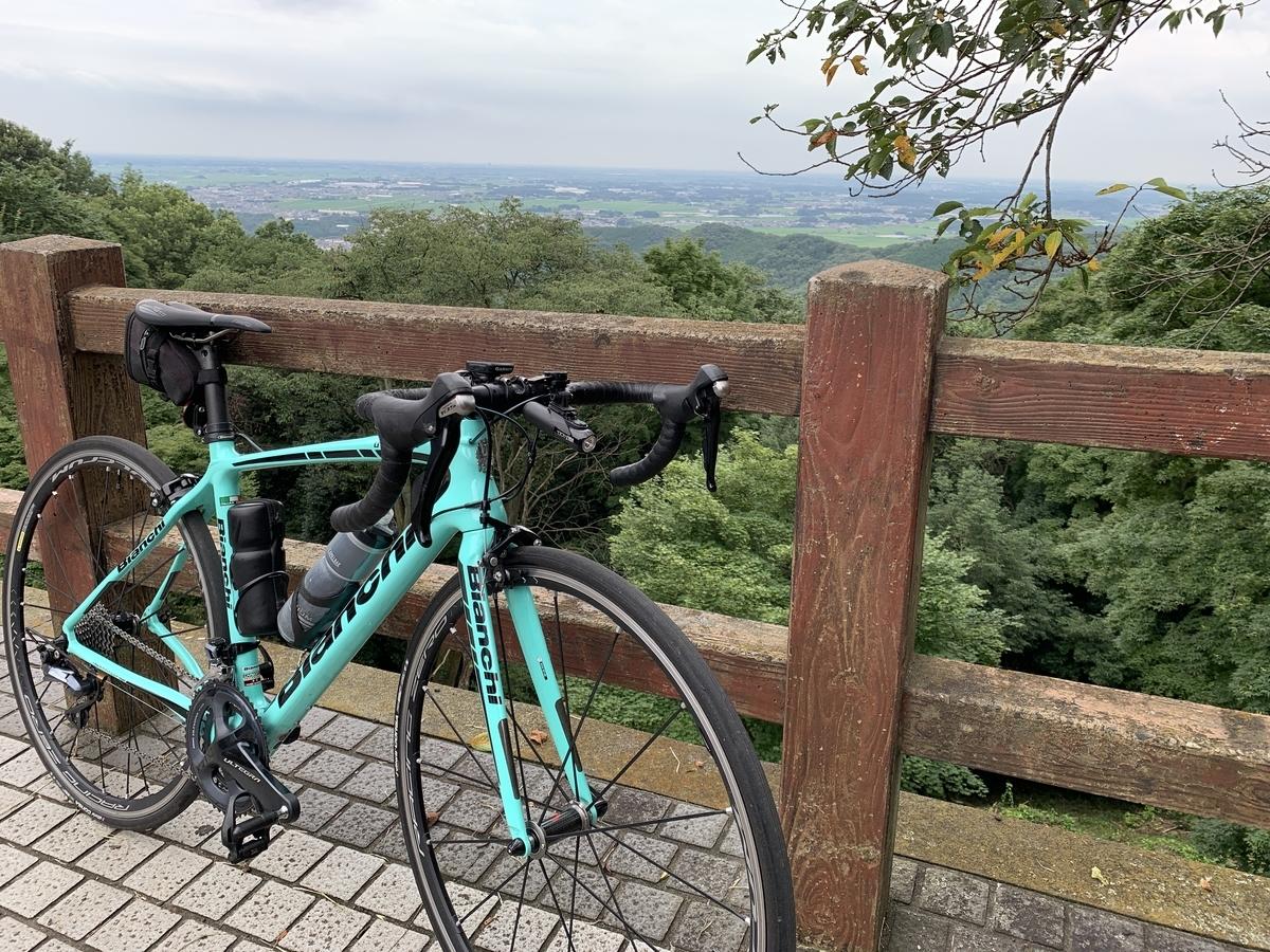 2020-07-24 スポーツの日を記念して栃木市太平山へソロライド