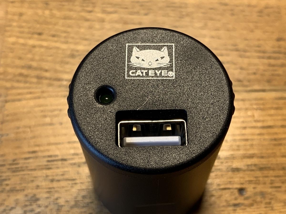 CATEYE MODEL:CRA-002 急速充電クレードル2の供給端子