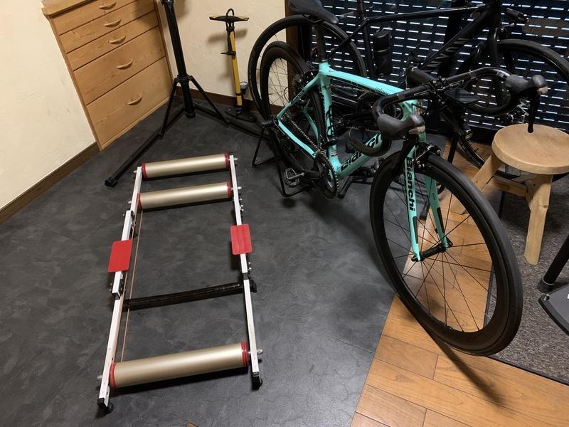 Bianchi Intenso ロードバイクのオーバーホール - 組み付け -確認