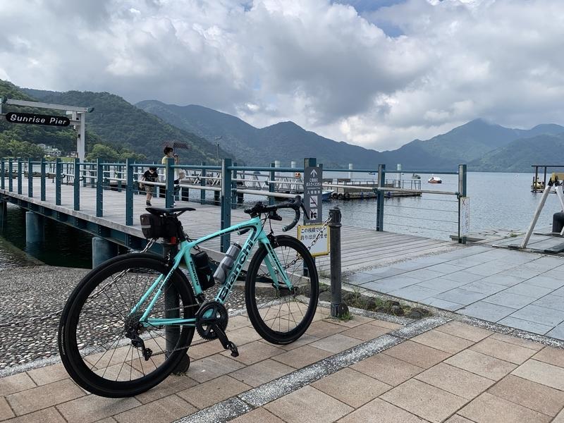 110km日光国立公園周遊ライドは獲得標高1,700m超え-映えスポット中禅寺湖
