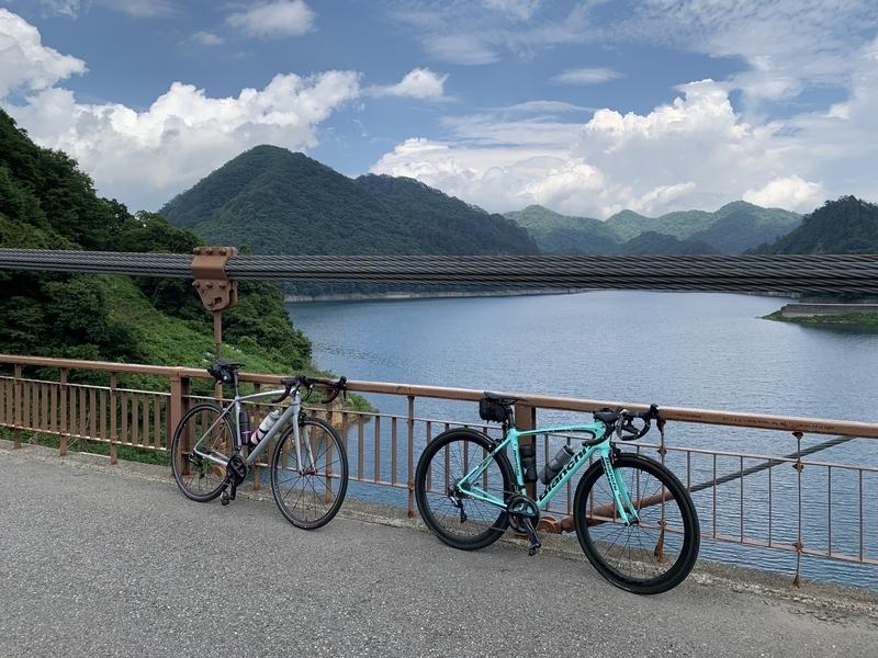 110km日光国立公園周遊ライドは獲得標高1,700m超え-映えスポット川俣湖