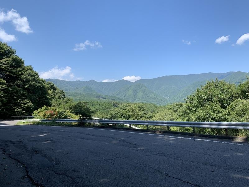 ひっそりと栃木の有名な温泉郷を巡るだけのライド-もみじライン