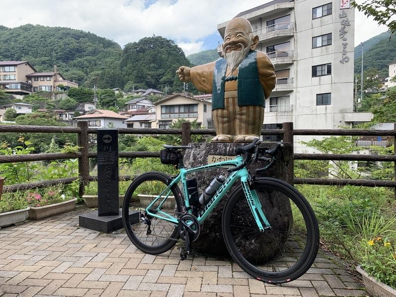 ひっそりと栃木の有名な温泉郷を巡るだけのライド-川治温泉かわじい