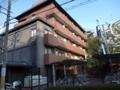 旧研修センタの宿泊施設。今は龍谷大学の施設。