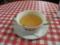 20100428の夕食。ネスパ。スープ。