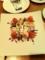 20101124の夕食。ワンサカンサ。スイーツ。