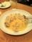 20101124の夕食。ワンサカンサ。ボンゴレ。