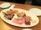 20101124の夕食。ワンサカンサ。前菜。