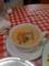 20101202の夕食。ネスパ。ホワイトシチュー。