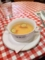 20101202の夕食。ネスパ。スープ。