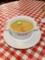 20110105の夕食。ネスパ。スープ。