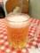20110105の夕食。ネスパ。もらったビール。