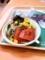 20110123の食事。モスバーガー。サラダ。