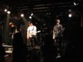20110129のライブ。2nd line。UNDER NINE