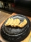 20110207の夕食。博多ちょうてん。餃子。
