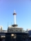 20110222の京都タワー。