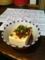 20110615の夕食。トアル食堂。冷や奴。