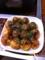20110618の夕食。なかむら。たこやき。