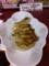 20110619の夕食。来夢来人。餃子。