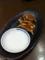 20110622の夕食。麺屋黒船。餃子。