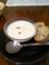 20110623の食事。トアル食堂。タマネギの冷製ポタージュ。
