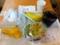 20110623の食事。ヴィドフランス。クロックムッシュ、アップルケーキト